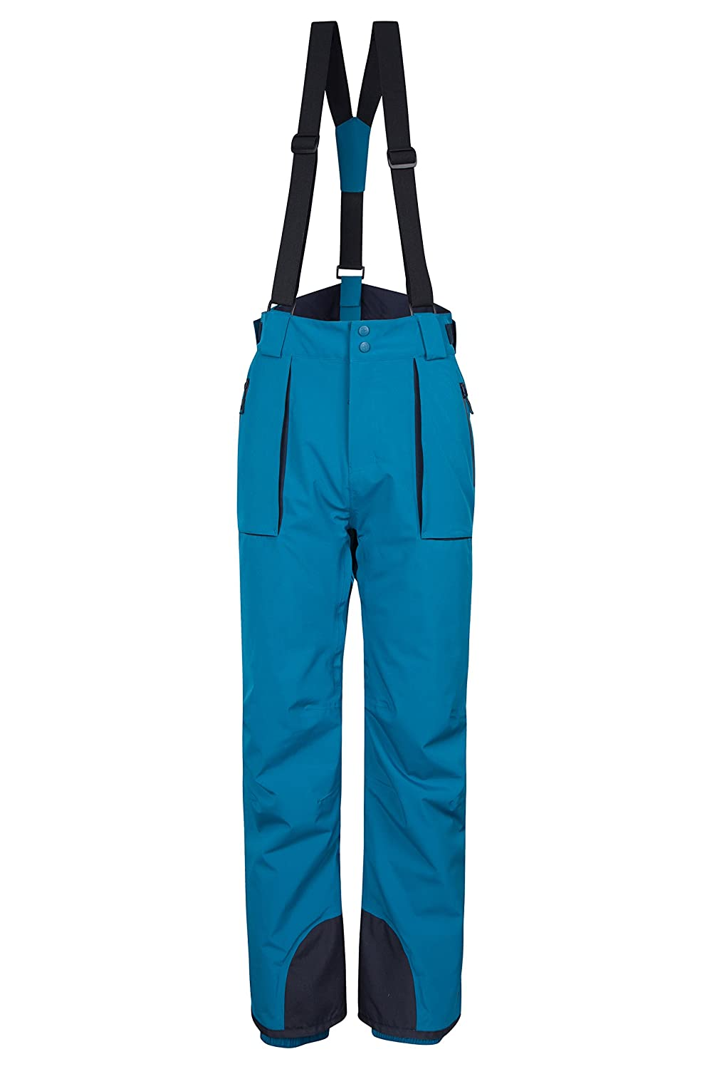 Mountain Warehouse Spectrum Extreme Men's Ski Pants - Waterproof, Breathable IsoDry Fabric with Taped Seams & Soft Padded Insulation -Provides Protection While Skiing