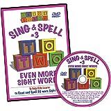 Sing & Spell the Sight Words - Volume 3 DVD