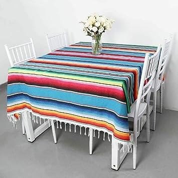 Amazon.com: ARB Market 150Cm215Cm Mexican Serape Blanket ...