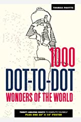 1000 Dot-to-Dot: Wonders of the World Paperback