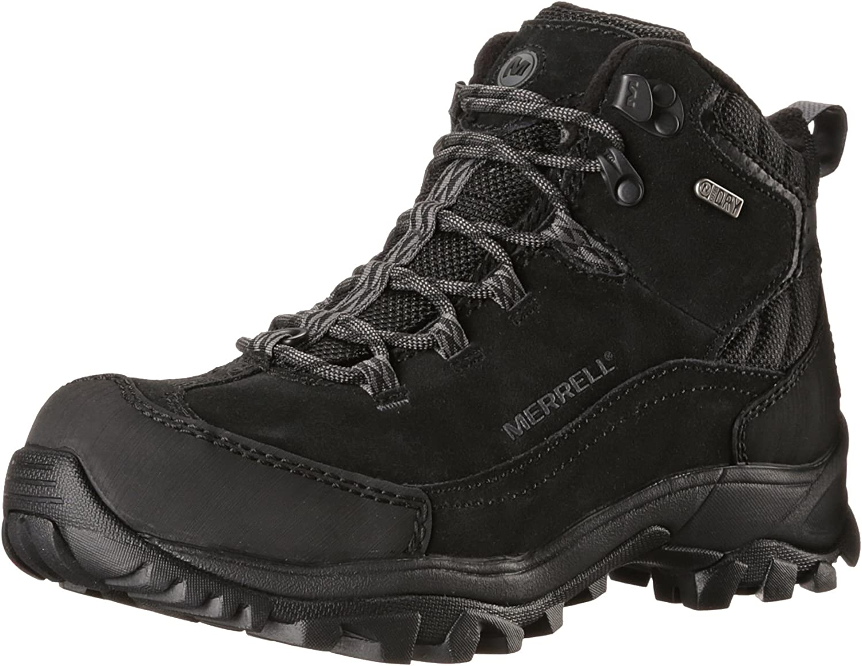 Merrell Norsehund Omega Mid Waterproof Walking Boots – AW16