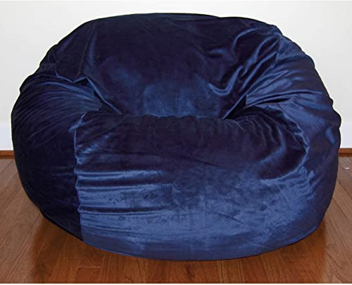Ahh Products Cuddle Minky Sage Washable Large Bean Bag Chair