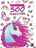 500 Adesivos Mundo dos Unicórnios