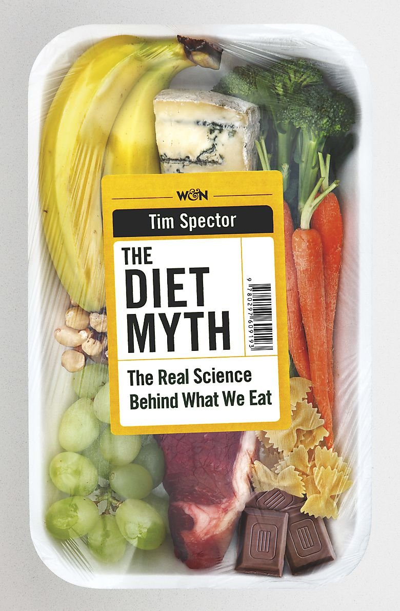 Download The Diet Myth: The Real Science Behind What We Eat PDF Text fb2 book