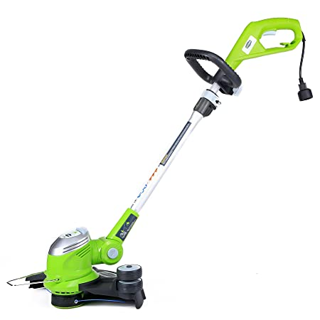 Amazoncom GreenWorks 21272 55Amp 15Inch Corded String Trimmer