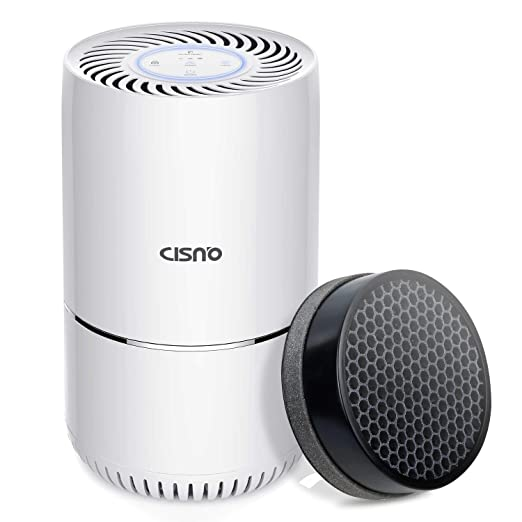 Review CISNO Upgraded Air Cleaners