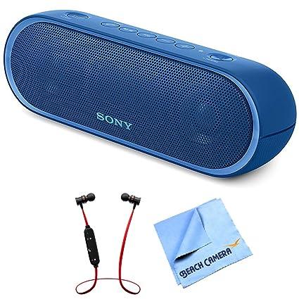 Review Sony XB20 Portable Wireless