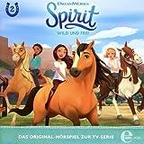 Spirit: wild und frei - Folge 2: Die rätselhafte Karte - Das Original-Hörspiel zur TV-Serie
