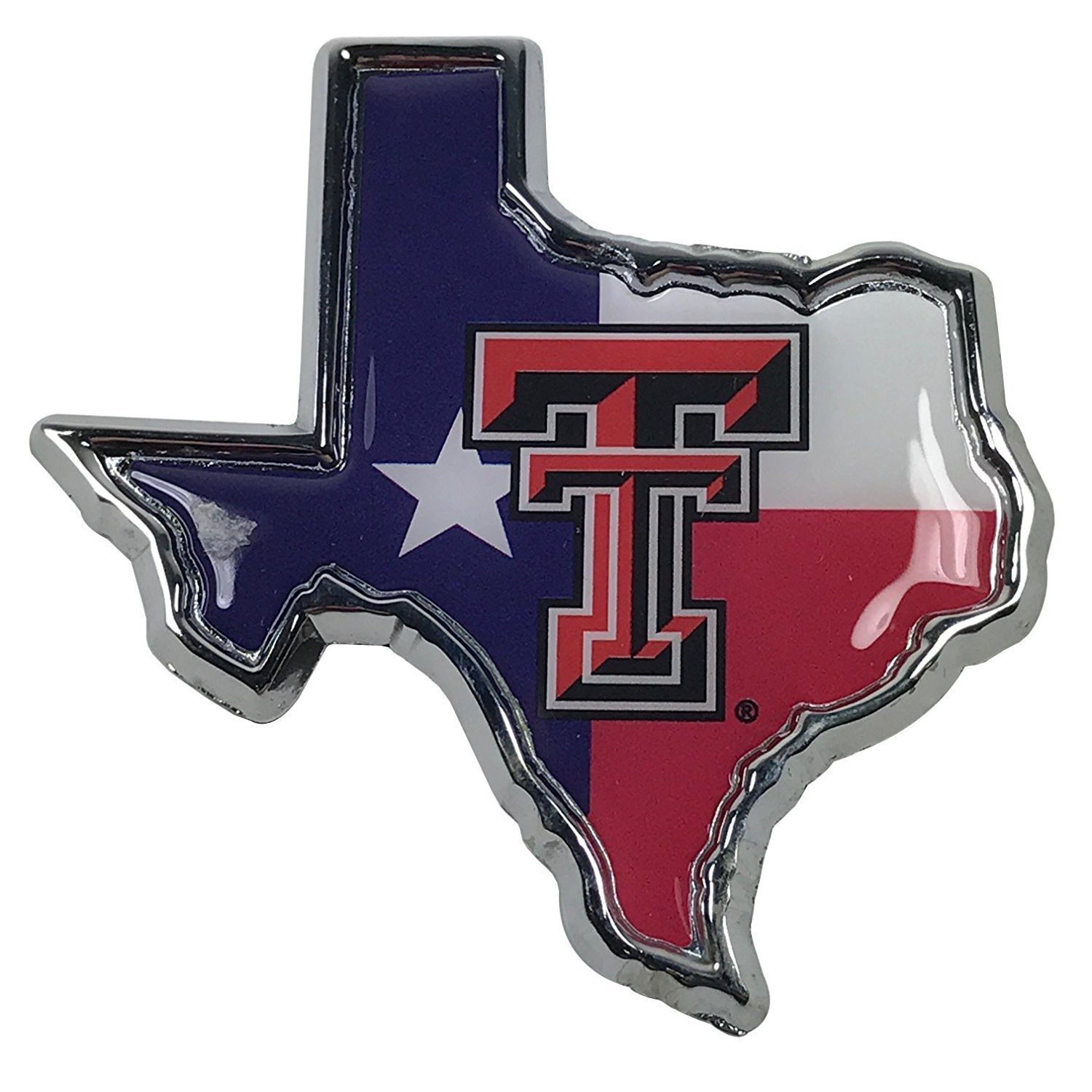 State Shaped Texas Domed