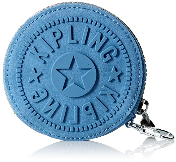 Amazon.com: Kipling Marguerite Dream Blue - Monedero, talla ...