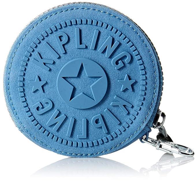 Amazon.com: Kipling Marguerite Dream Blue - Monedero, talla ...