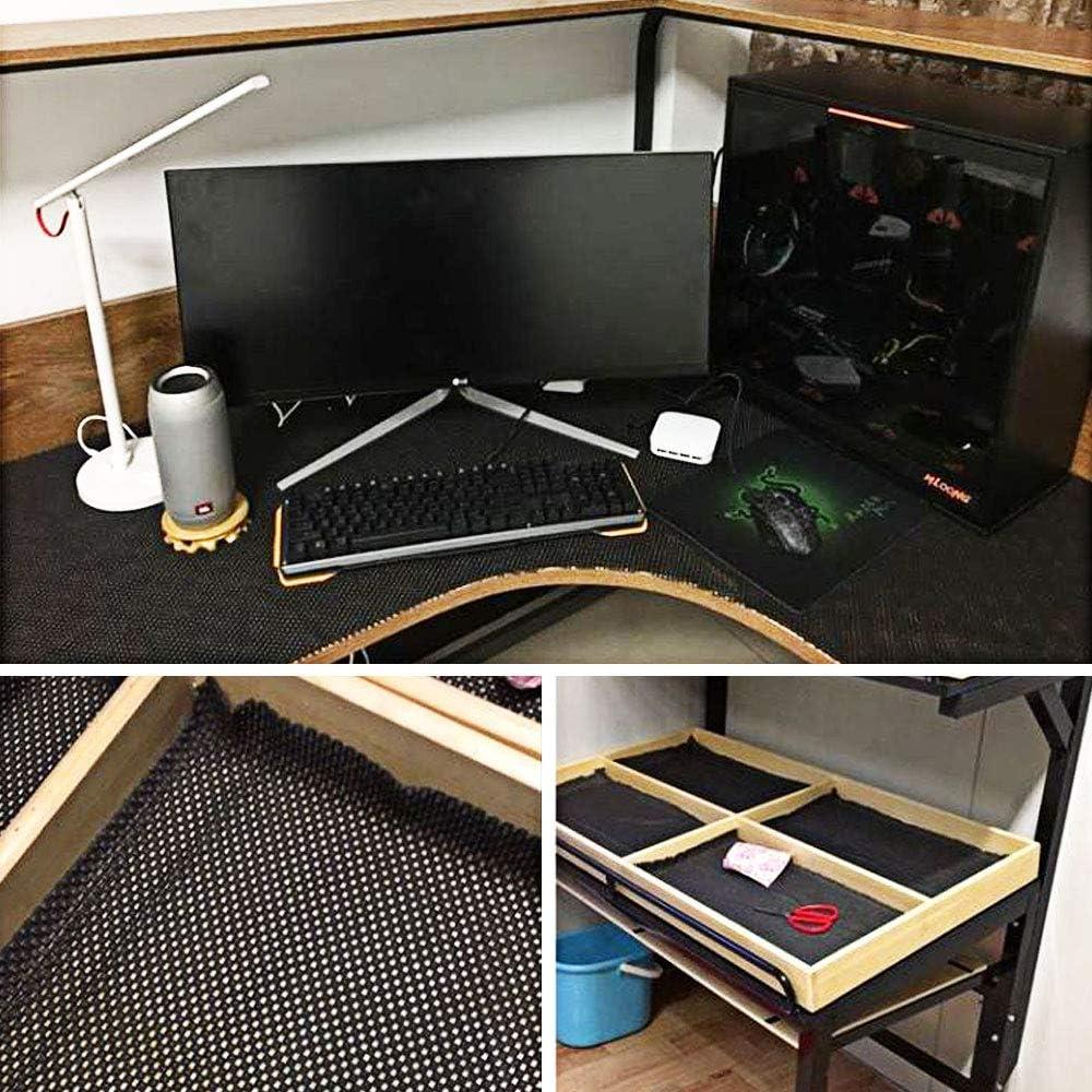 Shelf Waterproof Non-Slip Liner Auckpure Multipurpose Non-Slip Mat Drawer Liners Car PVC Rug Gripper Antislip Matting For Home Pallet Carpet Antislip Liner Office 80X130CM Anti Slip Mat