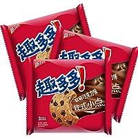 趣多多 软式甜饼软萌巧克力味240gX3袋