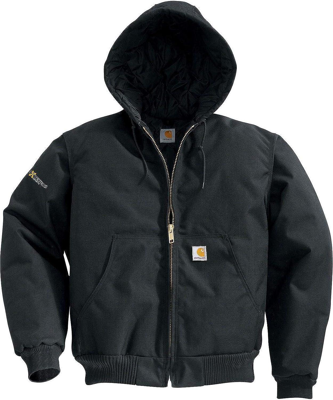 Carhartt Mens Arctic Quilt Lined Yukon Active Jacket J133