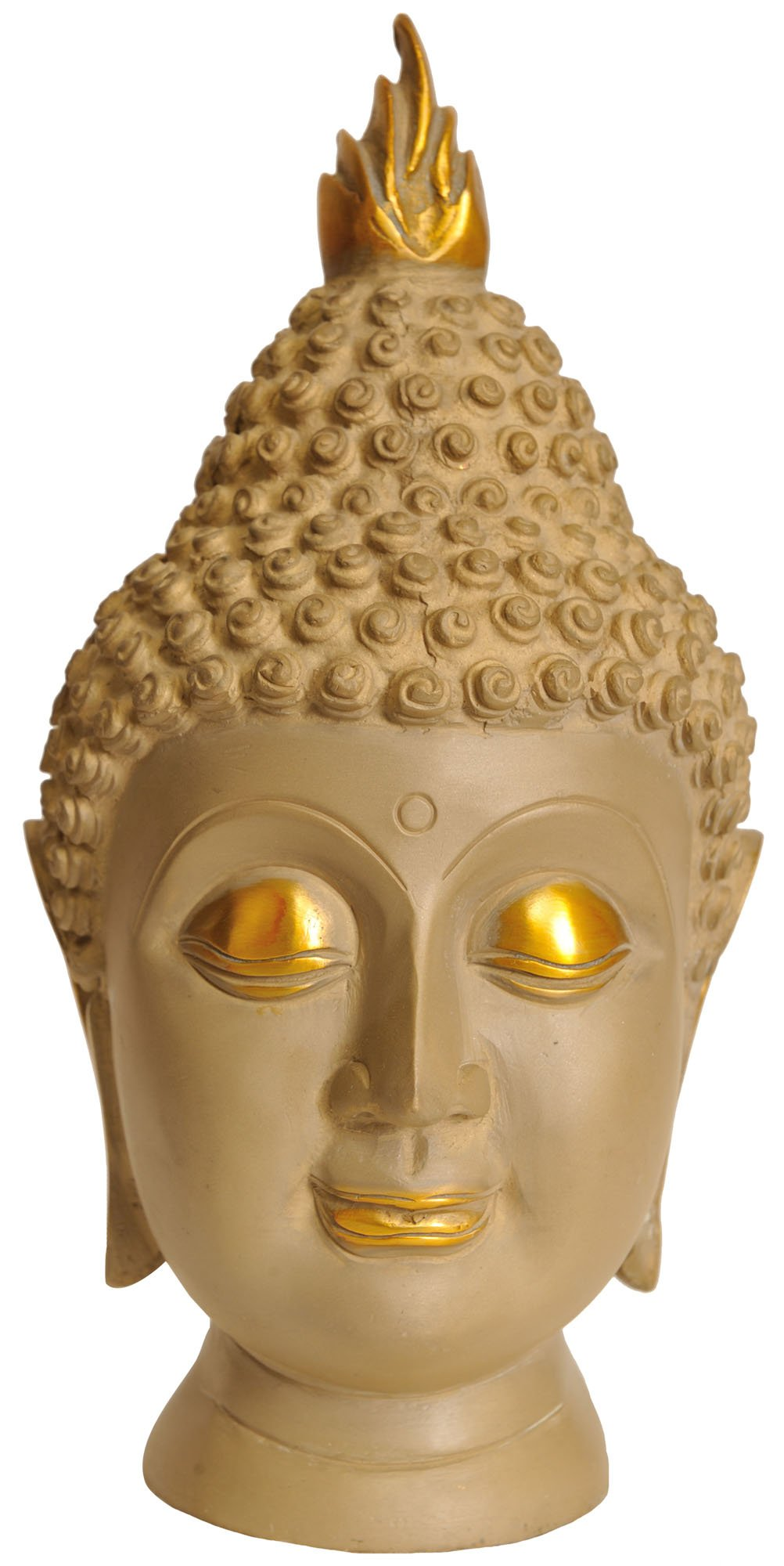 Exotic India ZCB30 Thai Buddha Head by Exotic India