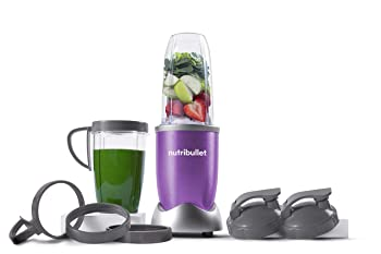 NutriBullet NB9-1301PUR Pro Passion Purple Blender