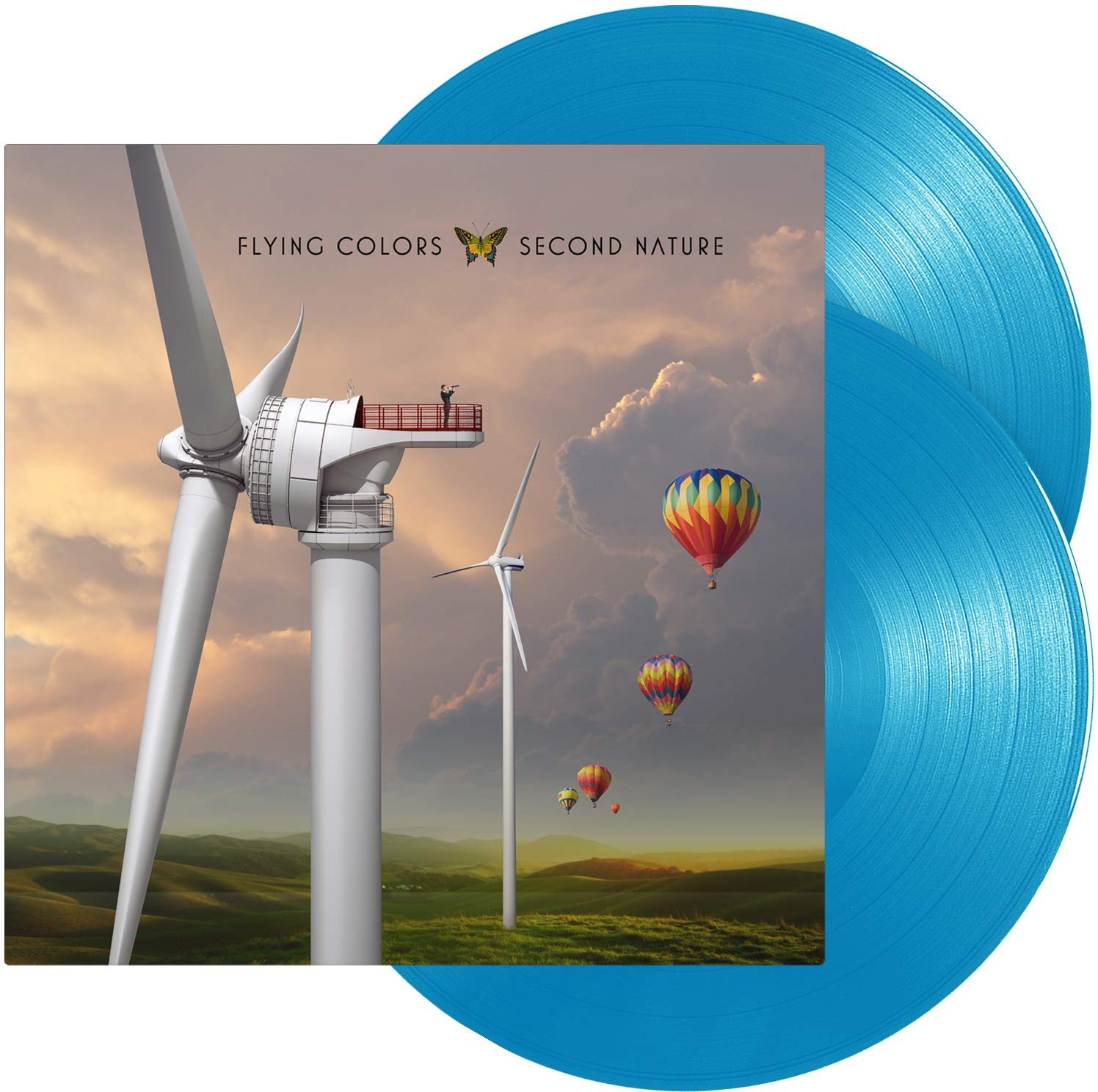 Second Nature (Light Blue Vinyl)