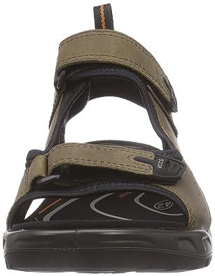 c4bf344a996e6b ECCO Men s Yucatan Sport Sandal