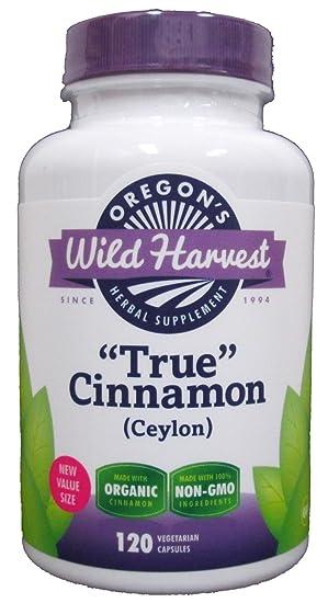 Oregon's Wild Harvest True Cinnamon