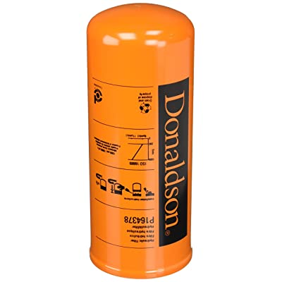 Donaldson P164378 Hydraulic Filter, Spin-on, Duramax: Industrial & Scientific