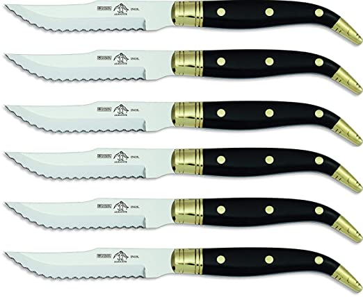 Sonpó Online - Modelo ALB6CCHNE - Estuche de 6 cuchillos ...