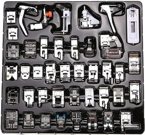 agile-shop profesionales nacionales 42pcs máquina de coser juego ...