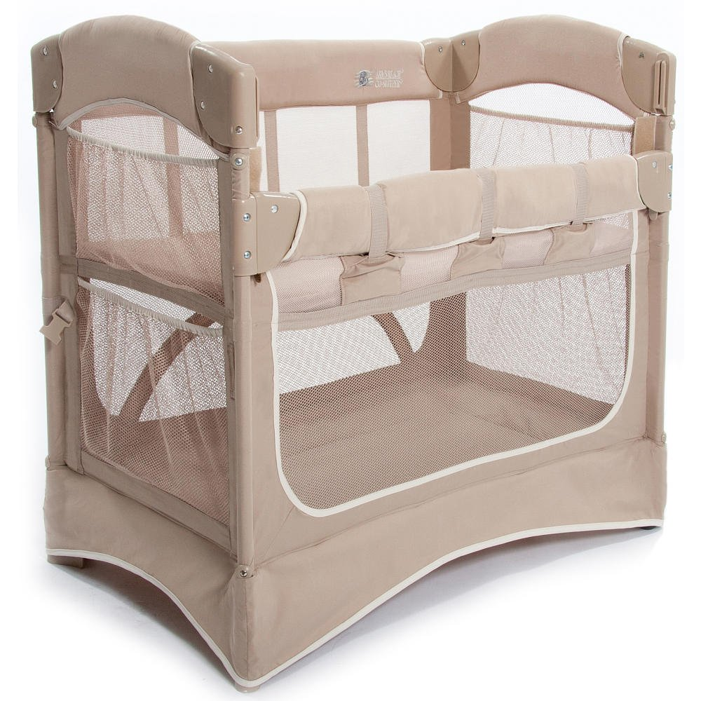 Buy Arm's Reach Mini ARC Classic Co-Sleeper Bedside Bassinet Online at Low  Prices in India - Amazon.in
