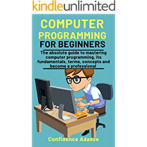 Computer Programming For Beginners: The absolute guide to mastering computer programming, its fundamentals, terms…