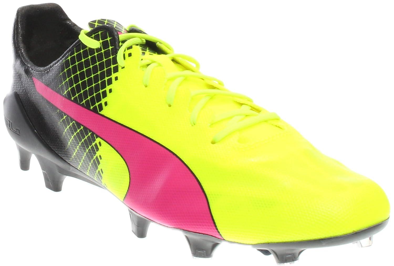 プーマメンズEvospeed SL II Tricks FGサッカーシューズ B01FP32YWI 9.5 D(M) US|Pink|black Pink|black 9.5 D(M) US