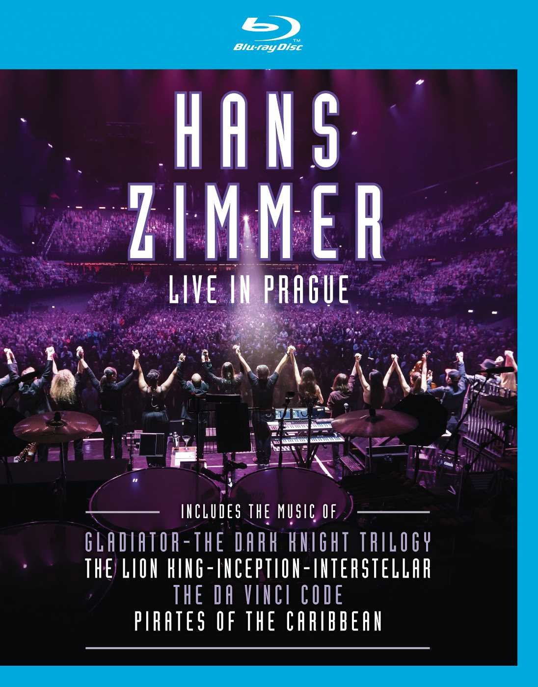 Live In Prague [Blu-ray]: Amazon.es: Hans Zimmer, Hans Zimmer ...