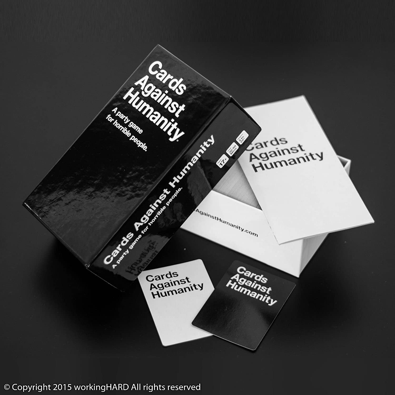 Cards Against Humanity 550 - Juego de Base de Cartas, Paquete Completo: Amazon.es: Deportes y aire libre
