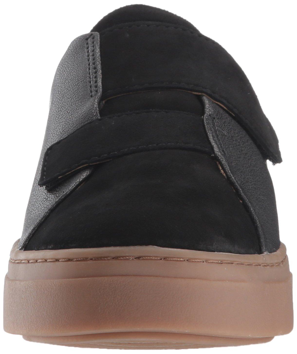 Naturalizer Women's Charlie Sneaker B072HHSHB2 7.5 B(M) US|Black