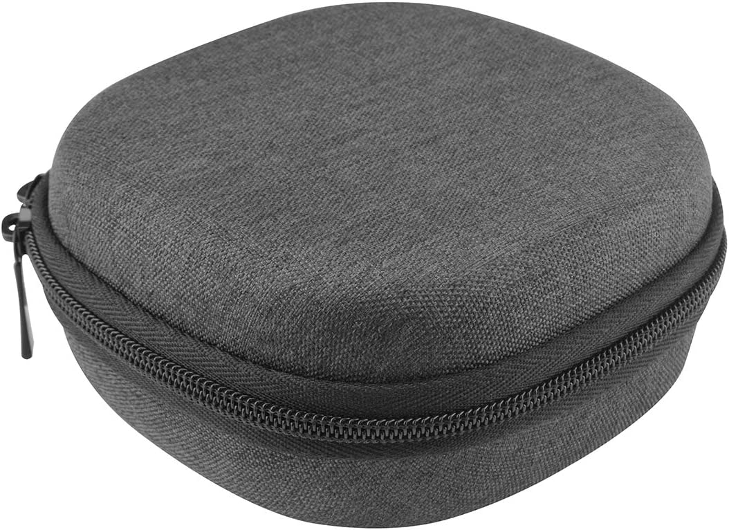 Charger and Parts Compatible with Marpac Rohm White Noise Sound Machine//Protective Travel Bag//Storage Case with Space for Cable Grey Grain Geekria UltraShell Plus Hard Case
