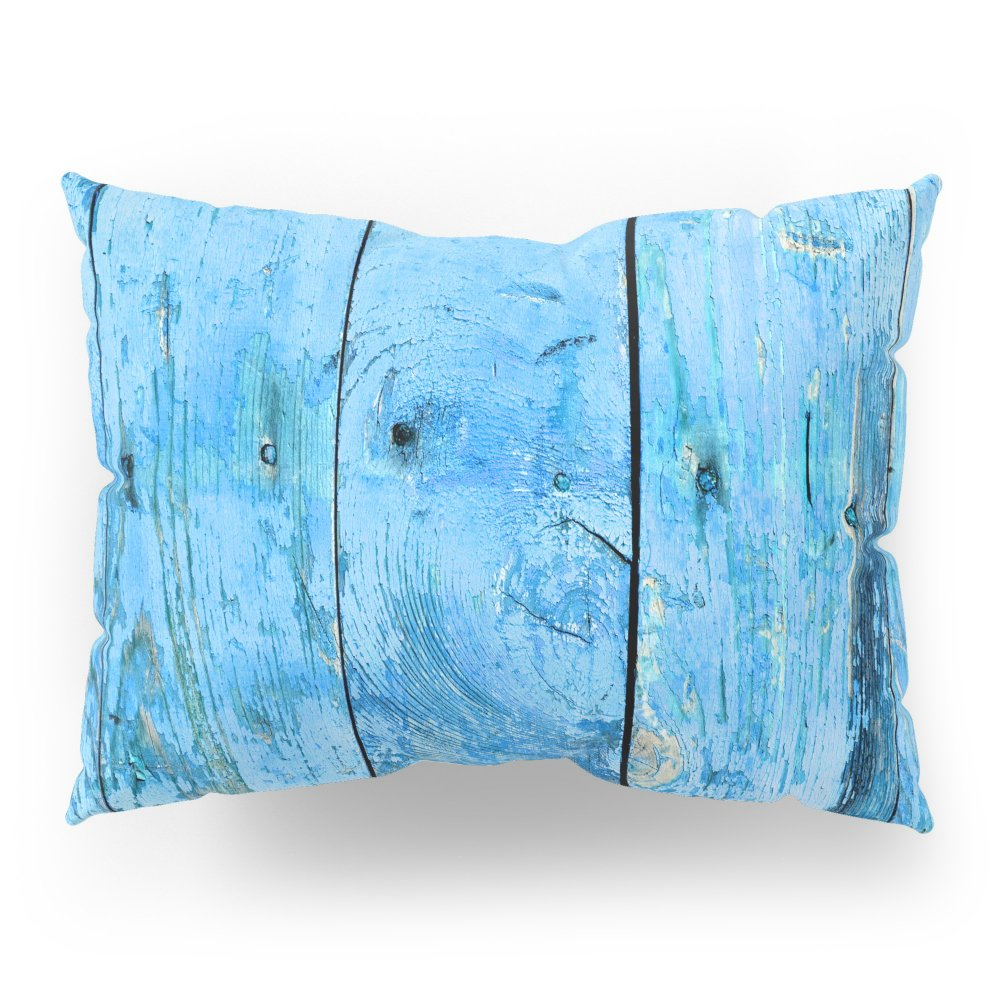 Society6 Wood Texture 660 Pillow Sham Standard (20'' x 26'') Set of 2 by Society6 (Image #1)