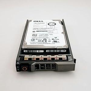 "Dell 463-7475 1.2TB 10K SAS 2.5"" 12Gb/s Hard Drive with 13TH Generation Tray"