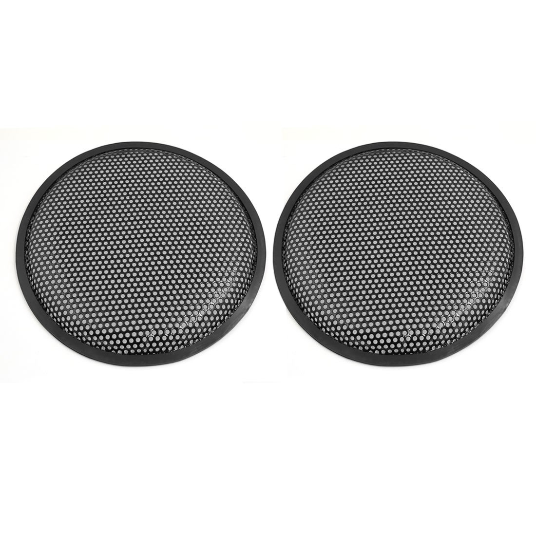 Uxcell a16010800ux0163 10 Inch Universal Car Audio Subwoofer Grill Cover Guard Protector 2pcs, 2 Pack