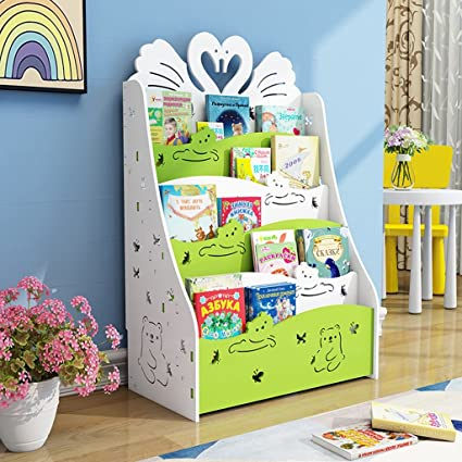 finest selection de591 80a03 Amazon.com: Chang Xiang Ya Shop Children's bookshelf Book ...