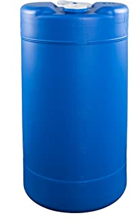 product image for 15 Gallon Emergency Water Storage Barrel - BPA Free, Portable, Food Grade Plastic - Survival Preparedness Water Supply