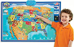 Top 7 Best World Map For Kids Parents Love To Buy In 2020 6