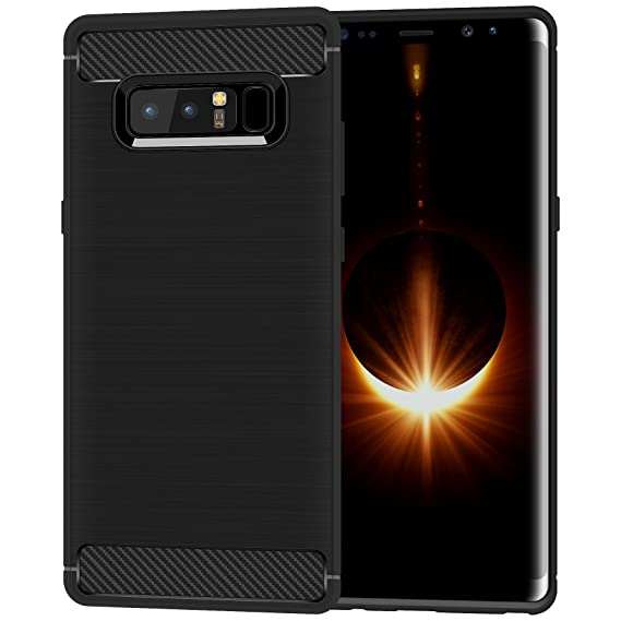 Galaxy Note 8 Case K Moze Soft Armor Resilient Tpu Air