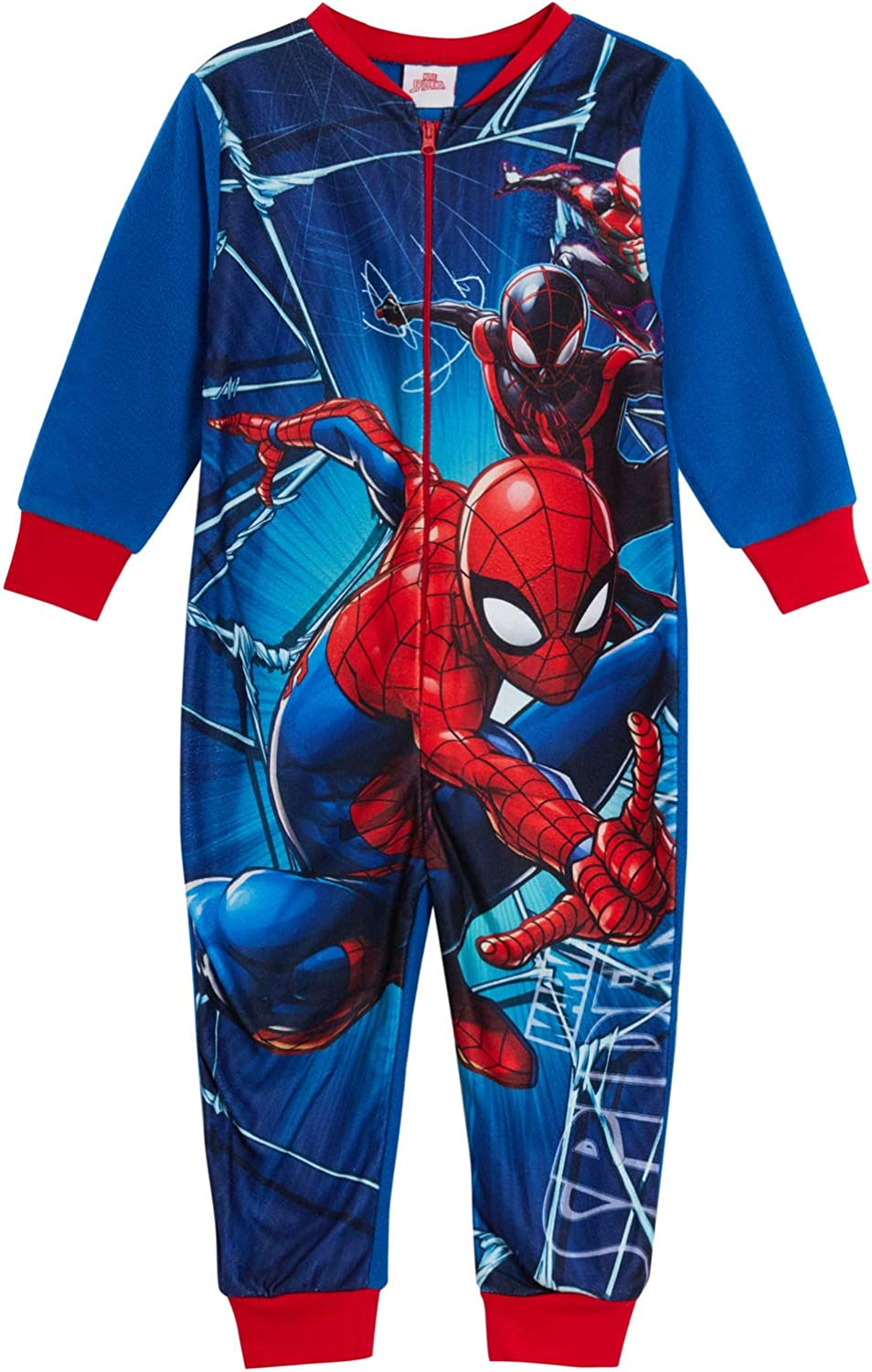 Marvel Boys Spiderman Onesie