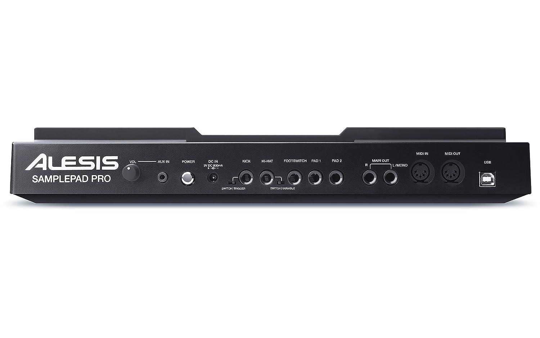 Amazon.com: Alesis SamplePad Pro | 8-Pad Percussion and Sample ...