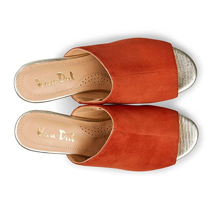1f1db9bc8c Van Dal Women s Hay Ii Sling Back Sandals  Amazon.co.uk  Shoes   Bags