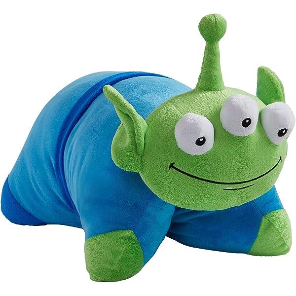 Disney Toy Story Alien Convertible Fleece Throw