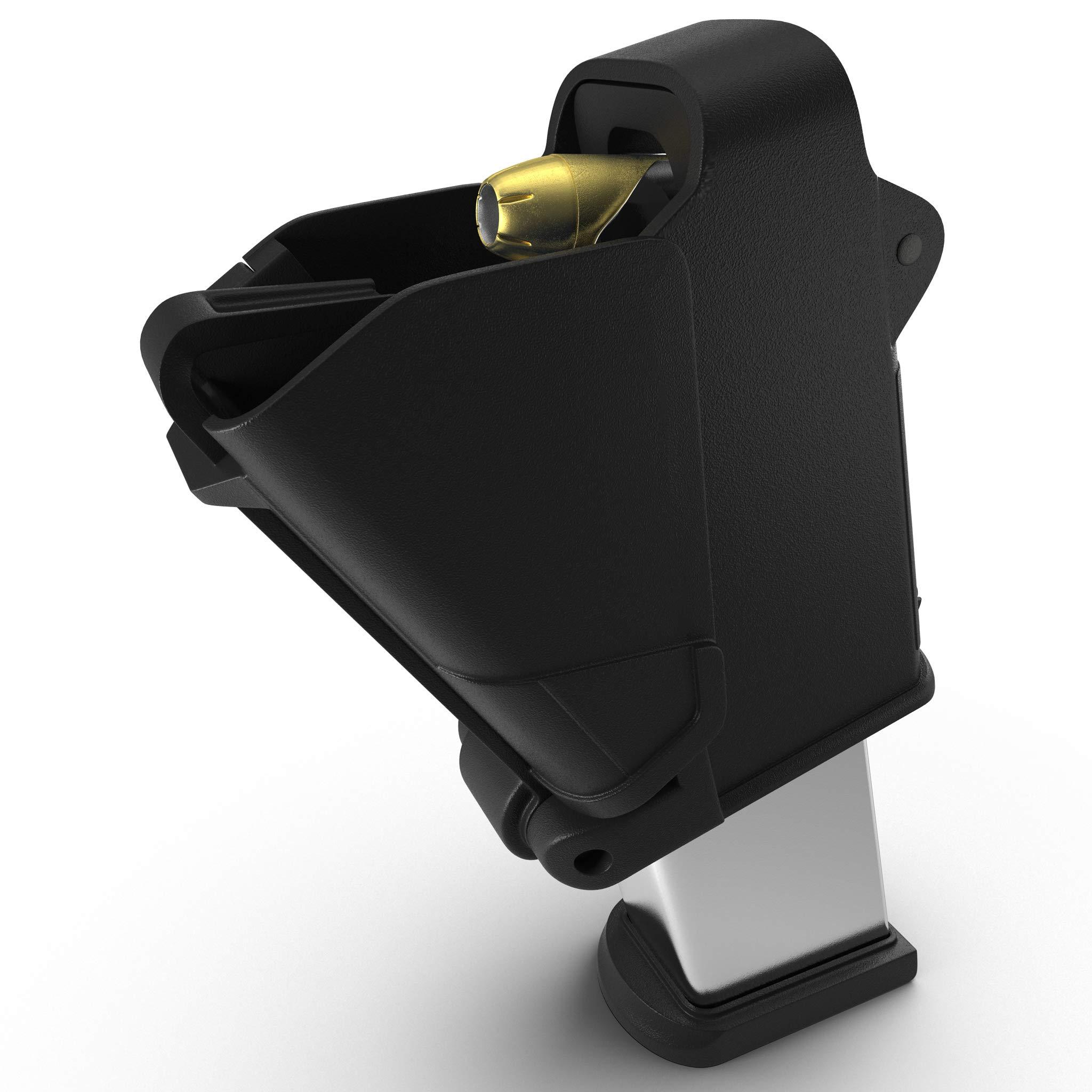 Magload Universal Pistol Magazine Loader/Unloader, Fits 9mm-45 ACP UP60 by Magload
