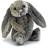 Jellycat Woodland Bunny, Medium, 12 inches