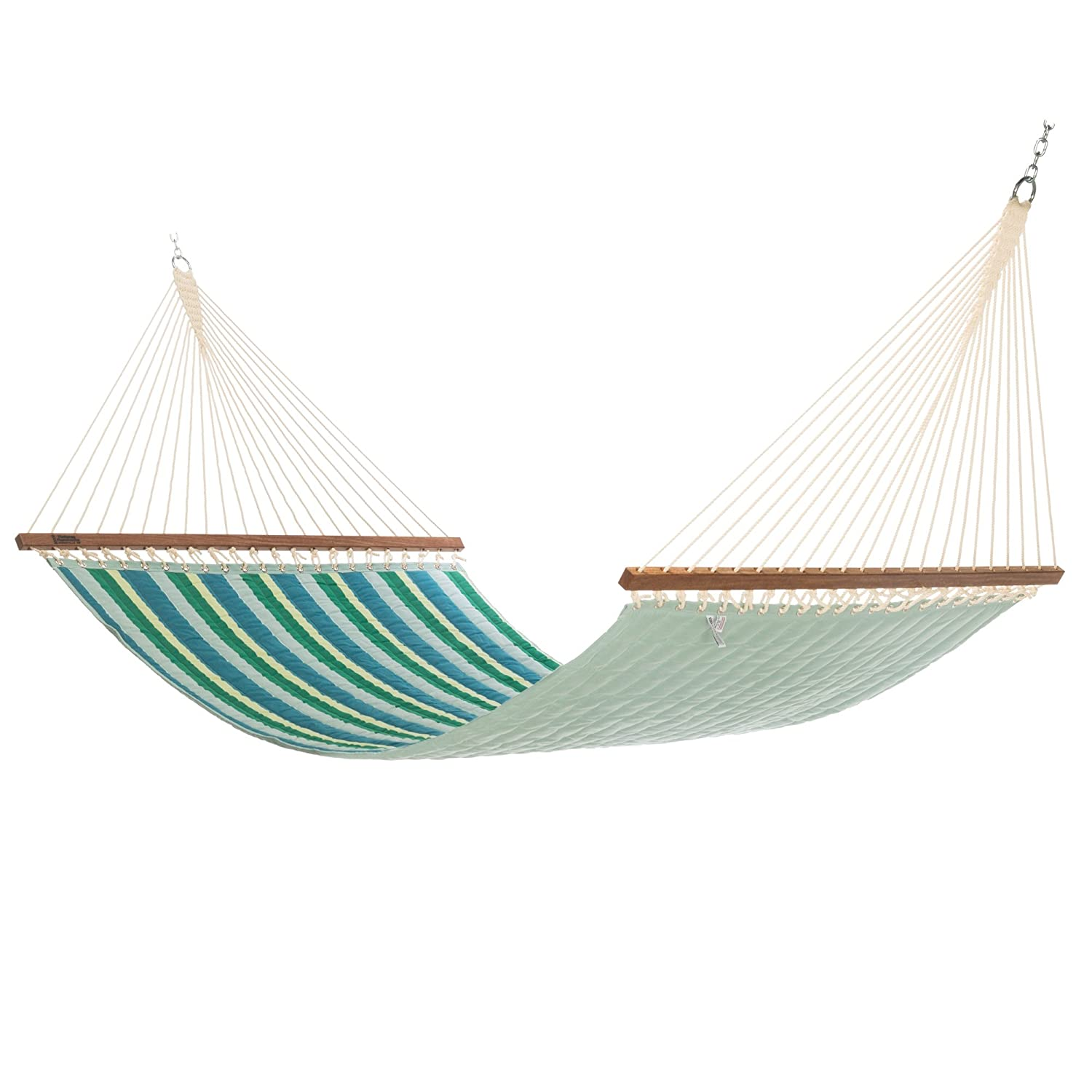 Hatteras Hammocks Large Quilted Hammock SQ-SG4 B07657XXQC  Gateway Tropic