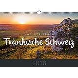 Naturerlebnis Fränkische Schweiz 2018, Wandkalender DIN A2