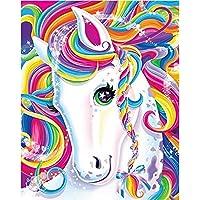 Rainbow Pony DIY 5D Diamond Painting by Numbers