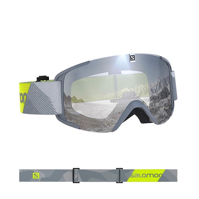 Gafas de esquí con cristales de colores neón Salomon